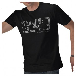 Camiseta logo Noise Android